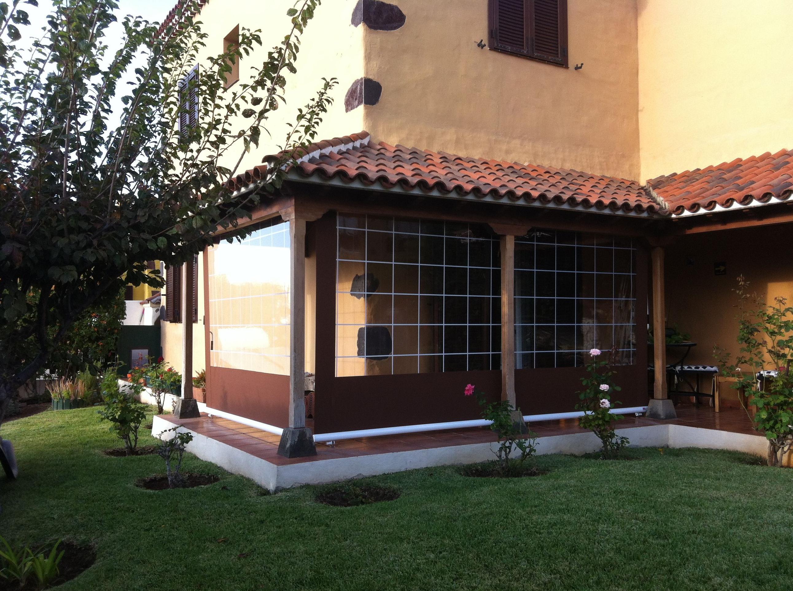 Toldos verticales precios affordable el with toldos - Toldos terraza baratos ...