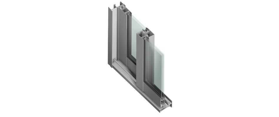 Sistema de corredera de Aluminio - Toldos y Persianas Andalucía