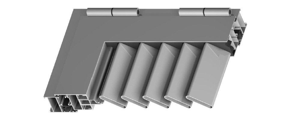 Mallorquinas de Aluminio - Toldos y Persianas Andalucía
