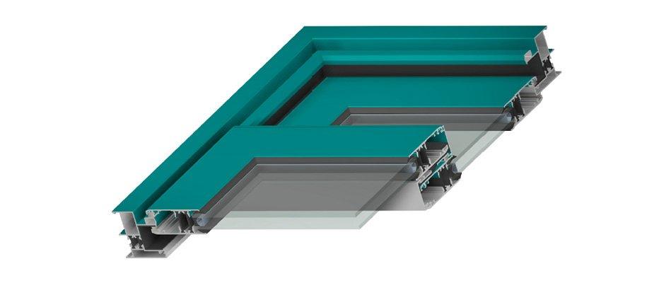 Sistema corredera RPT de Aluminio - Toldos y Persianas Andalucía