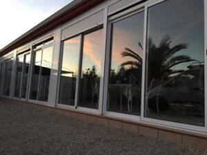 Ventanas de aluminio en Jaén - Toldos y Persianas Andalucía