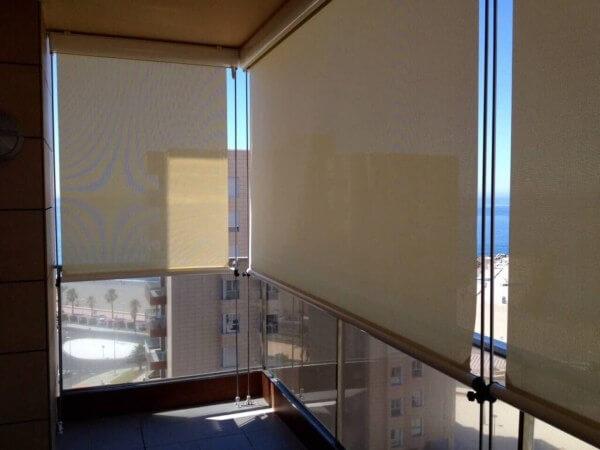 evitar perdida de calor con cortinas